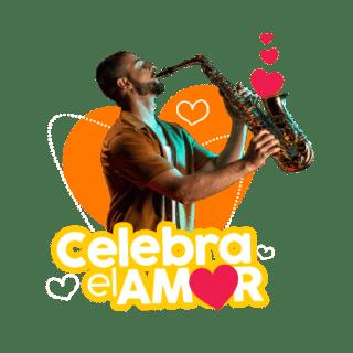 Celebra Amor y Amistad con romanticismo