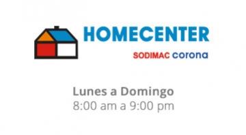 Horario Homecenter - Centro Comercial Caribe Plaza